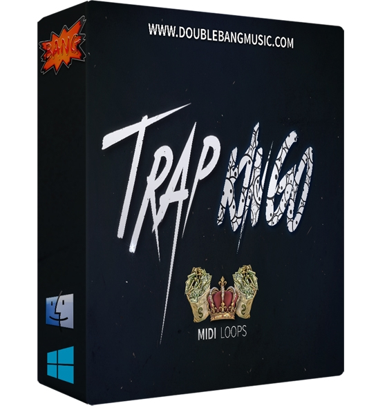 Double Bang Music Trap Kingo WAV MiDi